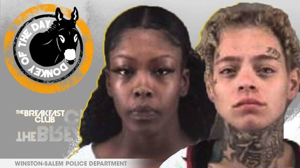 Two Women Awarded Donkey Of The Day For Getting Arrested After Viral Video Shows Them Smoking w/Toddlers