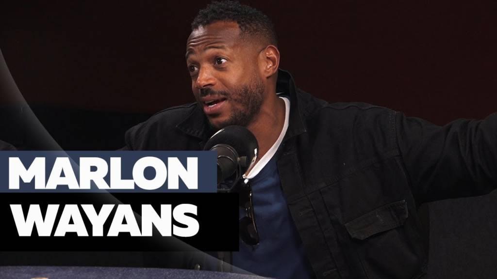 Marlon Wayans Takes $100 From Rosenberg & Talks Co-Parenting On Hot 97 (@MarlonWayans)