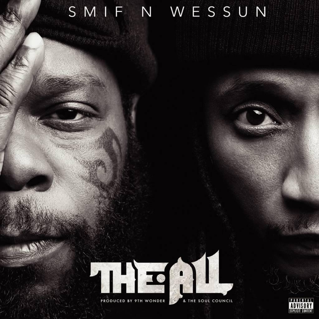 Stream Smif N Wessun's 'The All' Album
