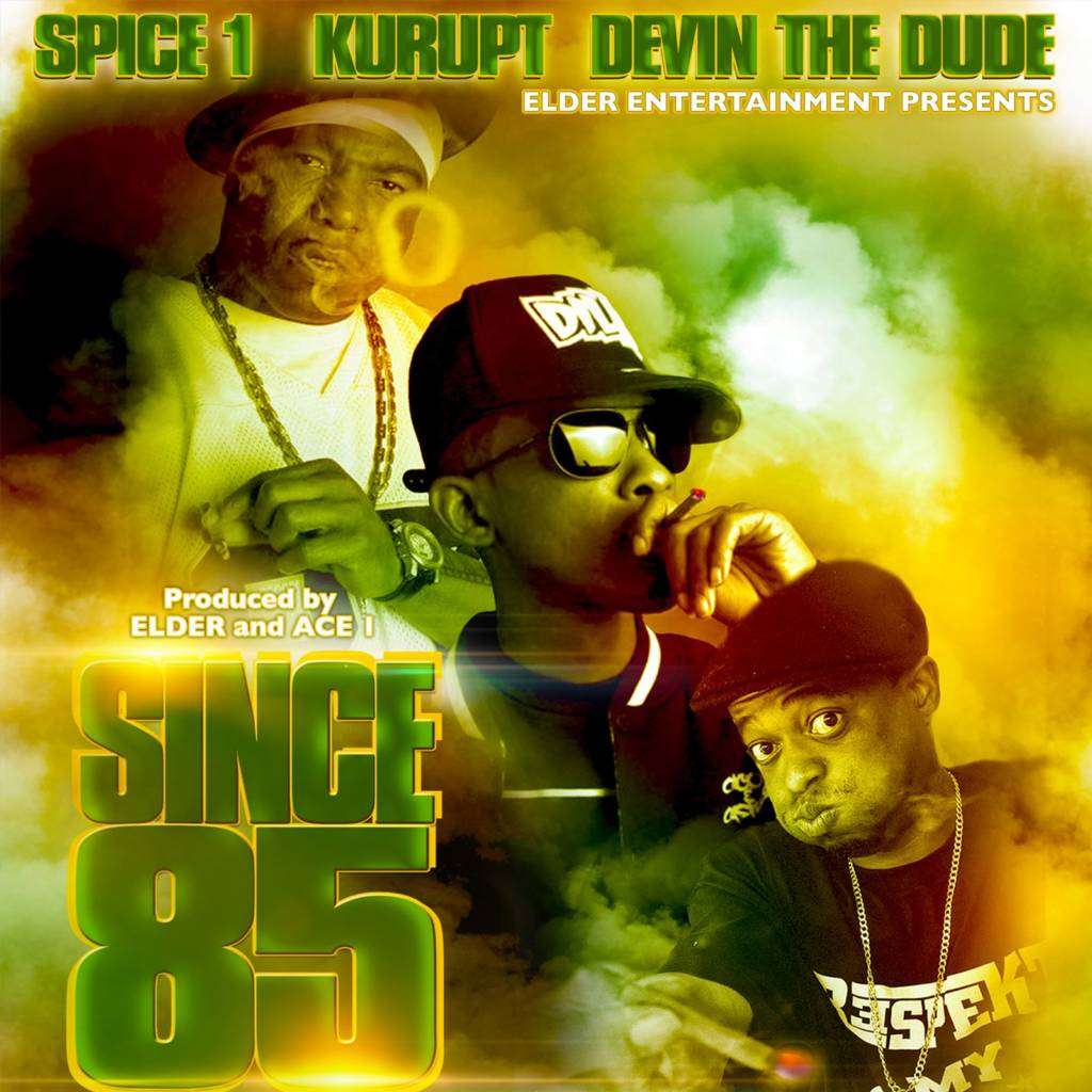 MP3: Spice 1 feat. Kurupt & Devin The Dude - Since 85