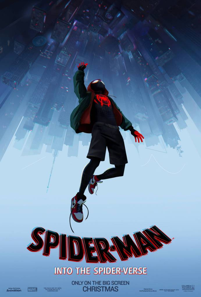 2nd Trailer For 'Spider-Man: Into The #SpiderVerse' Starring Shameik Moore & Mahershala Ali