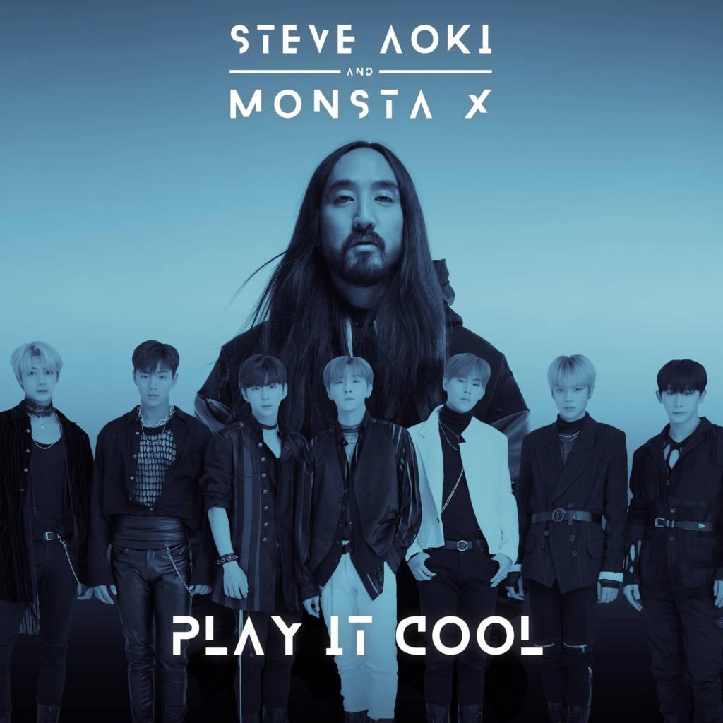 MP3: Steve Aoki x Monsta X - Play It Cool