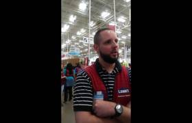 Lowe's On Blast For Racial Profiling