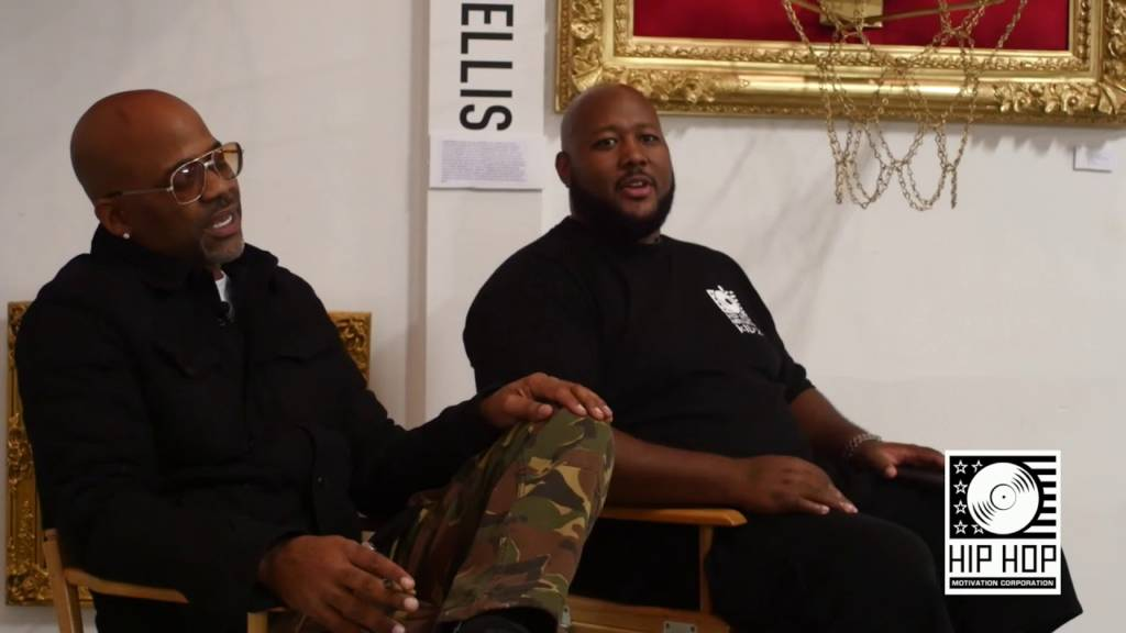Damon Dash: 'I Speak Boss, Funkmaster Flex Speaks Slave'