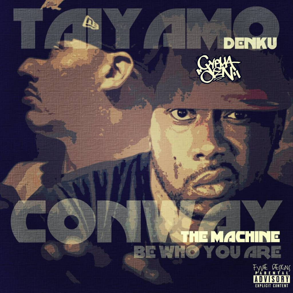 Taiyamo Denku & Conway The Machine Encourage You To 'Be Who You Are' (@TaiyamoDenku @WhoIsConway @Dcypha)