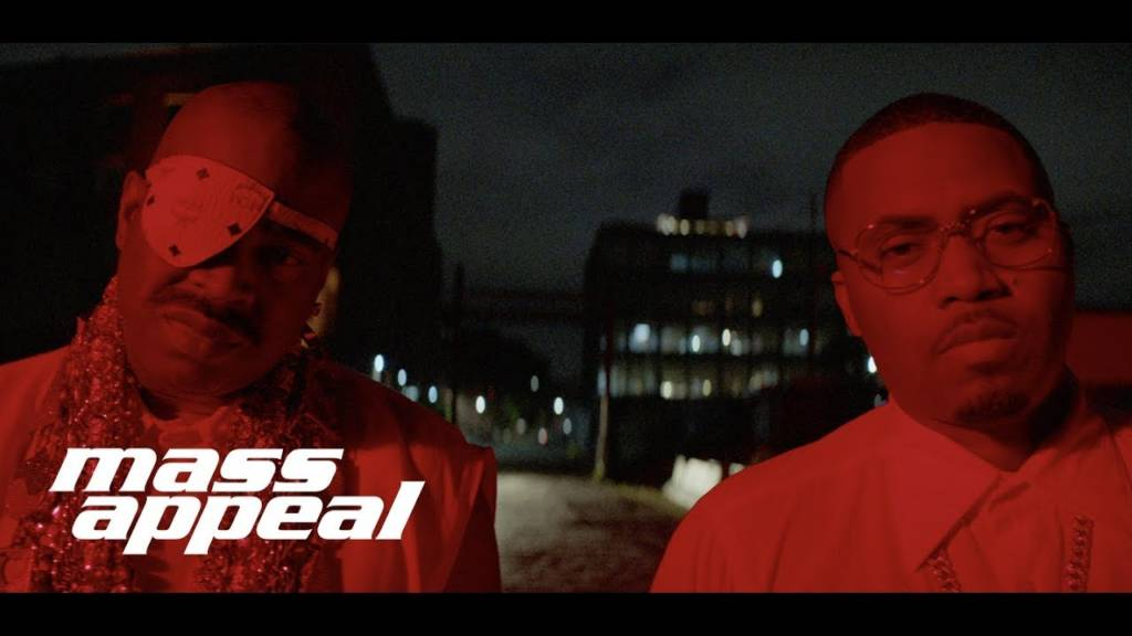 Video: Nas - Cops Shot The Kid