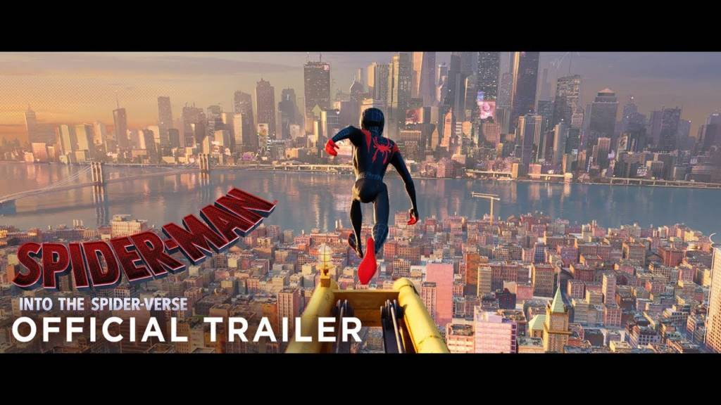 3rd Trailer For 'Spider-Man: Into The SpiderVerse' Starring Shameik Moore & Mahershala Ali (#SpiderVerse)