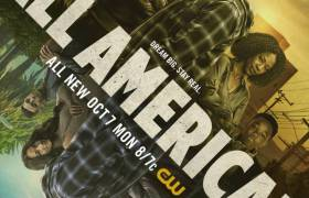 1st Trailer For The CW Original Series 'All American: Season 2' Starring Taye Diggs