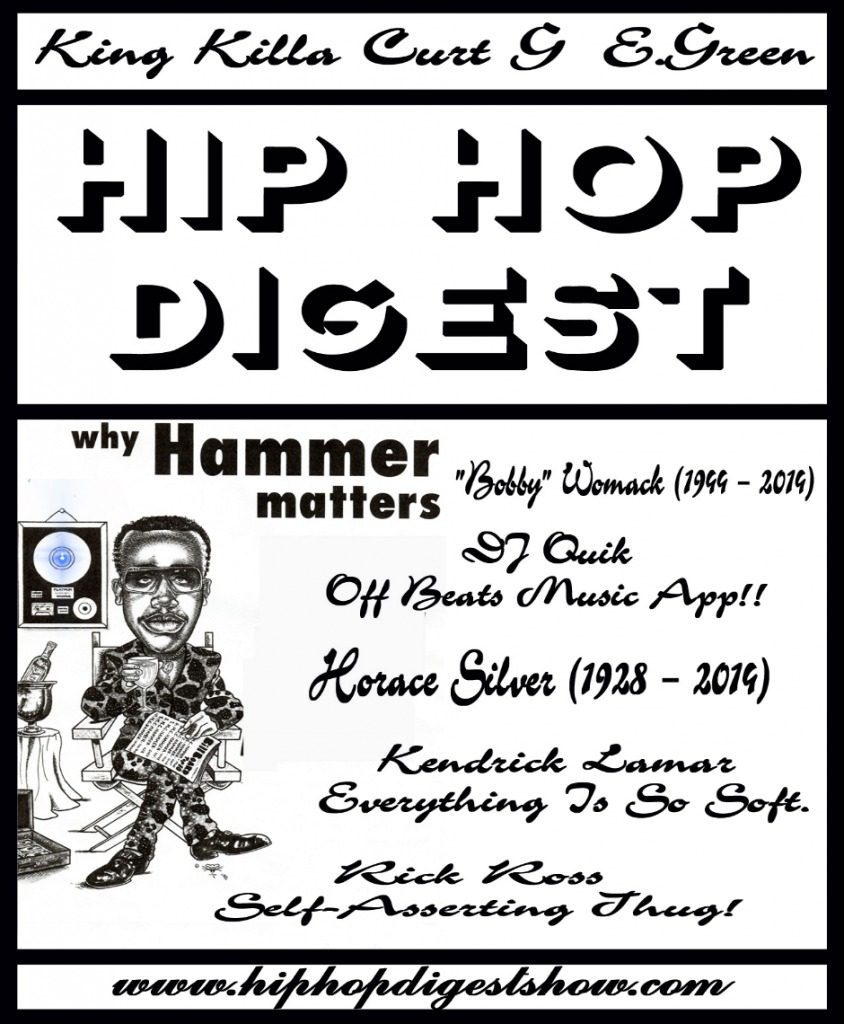 Radio: The @HipHopDigest Show: Dropping The Hammer