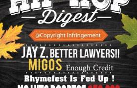 'Fall Back' & Give This Week's Episode Of The @HipHopDigest Show A Listen Here...