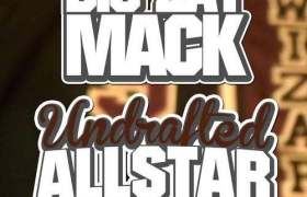 The Undrafted All-Star - Front Cover