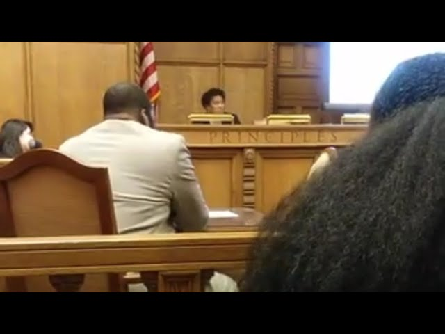 Footage Of Umar Johnson's Hearing Goes Public