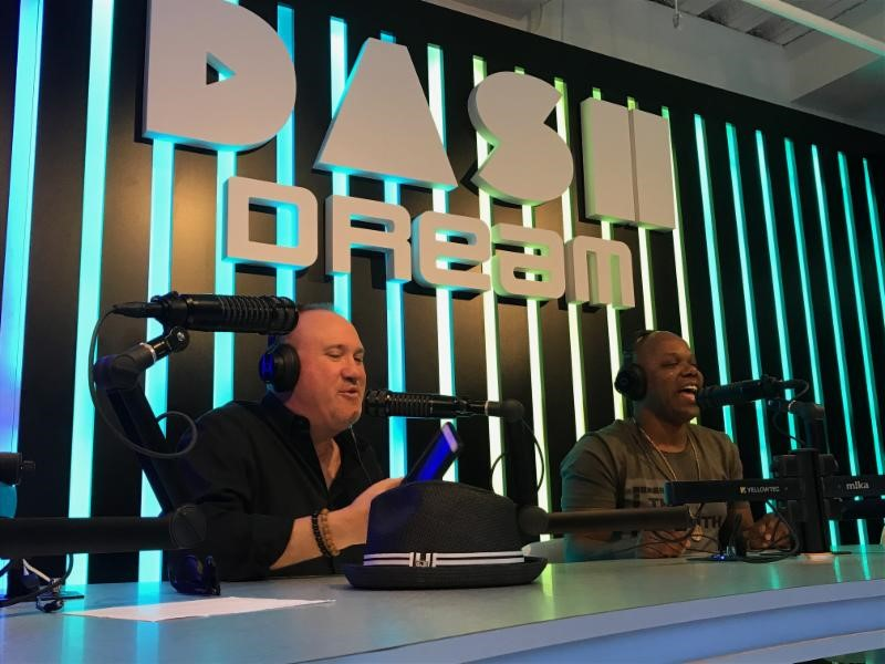 Too Short Teams Up w/Dash Radio For The 'Blow The Whistle' Radio Show (@TooShort)