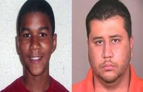 Trayvon Martin vs. George Zimmerman [Photo]