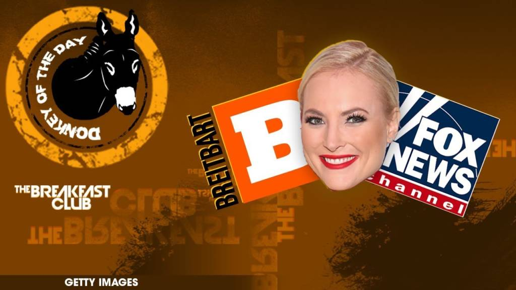 Meghan McCain & Fox News Awarded Donkey Of The Day For Trying To Smear Kamala Harris' Quote On The Breakfast Club
