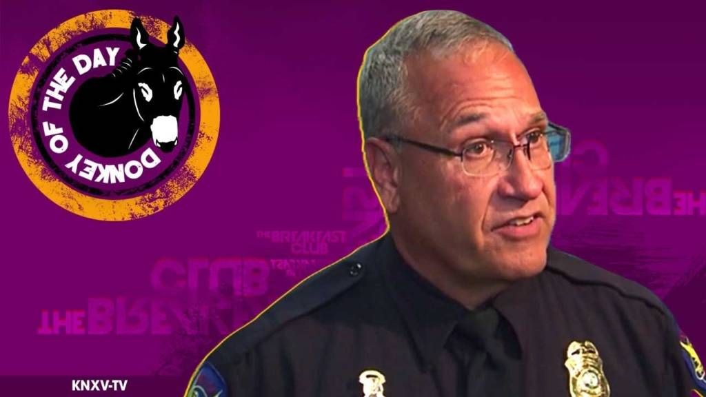 Phoenix Cops Awarded Donkey Of The Day For Holding Black Family At Gunpoint Over $1 Doll