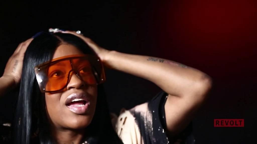 Lil Mo Speaks On Fabolous' Domestic Violence Allegations w/Revolt TV (@TheLilMoShow @RevoltTV)