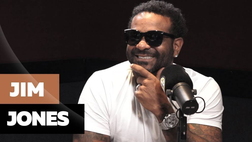 Jim Jones Says He & 50 Cent Can Box Anytime + The World Is Falling In Kanye West's Trap On Hot 97 (@JimJonesCapo)