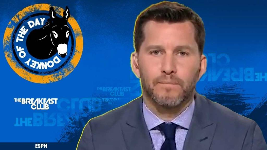 ESPN's Will Cain Awarded Donkey Of The Day For Defending Kate Smith After New York Yankees Pull Historic 'God Bless America'