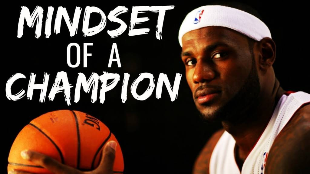 Lebron James Takes You Inside The Mindset Of A Champion