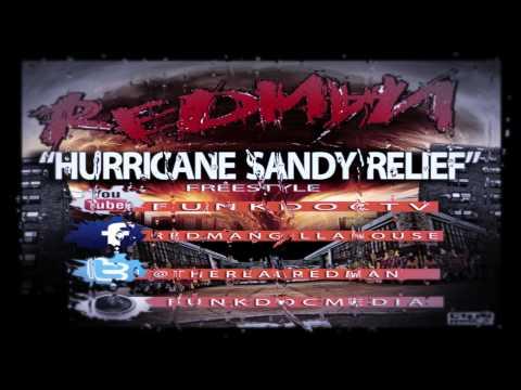 @TheRealRedman » Hurricane Sandy Relief (Freestyle) [Audio]