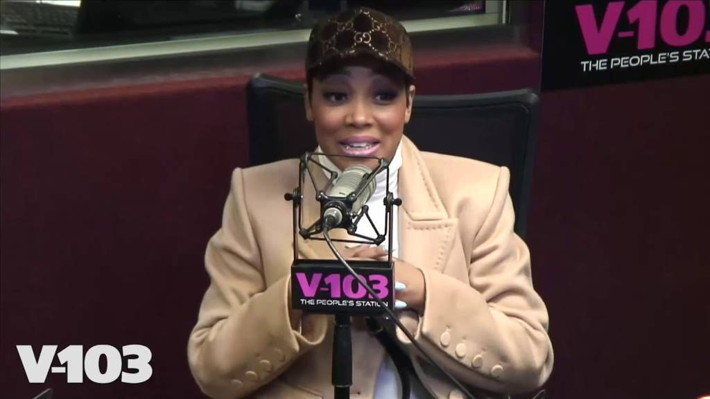 Monica Explains New Single 'Commitment', The Importance Of Good Sex & Loyalty, + More w/V-103 Atlanta