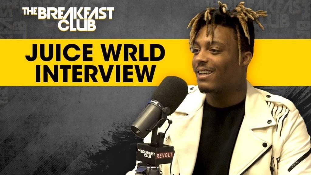 Juice WRLD Talks Mental Health, Heartbreak, Nicki Minaj, New Music, & More w/The Breakfast Club