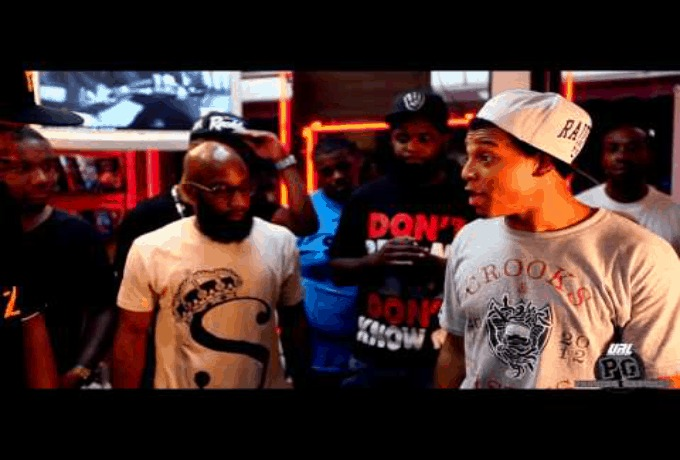 @URLTV Proving Grounds Presents: @IllWill6Deep vs. @JohnieAlcatraz