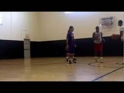 AHAT Hoops: OD (@OD702) & Dionte (@Dionte_Gibbs) vs Yung Gicasso (@JullianGicasso) & Trace Mack