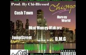 We Out Late track by Nino, Lil Dook, & Chi-Blessed