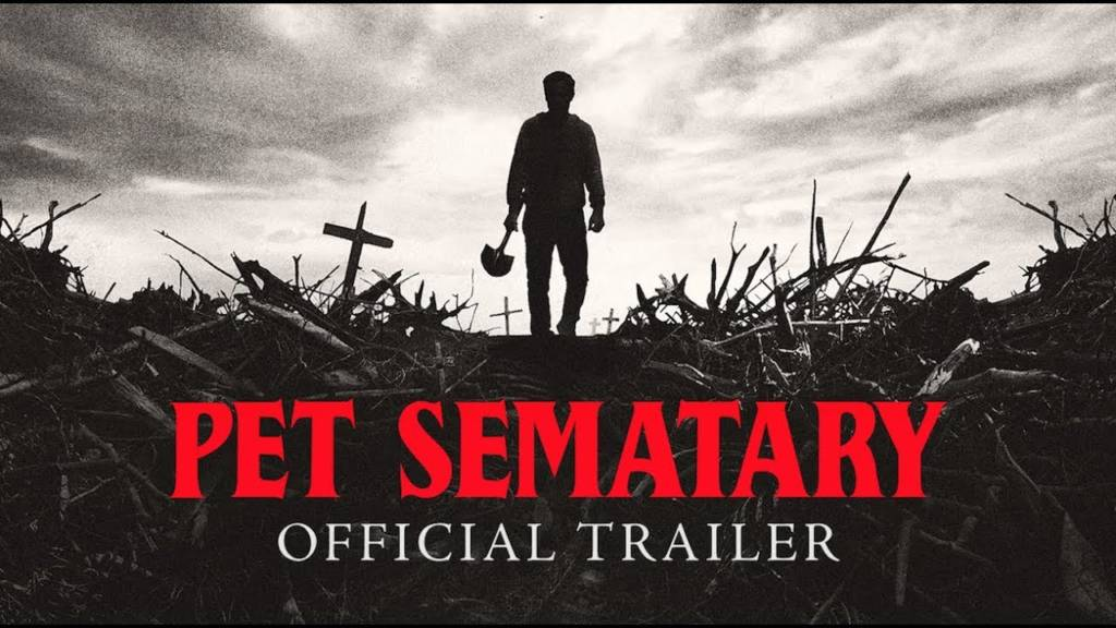 1st Trailer For The Remake Of 'Stephen King's Pet Sematary (2019)' (#StephenKing #PetSematary)