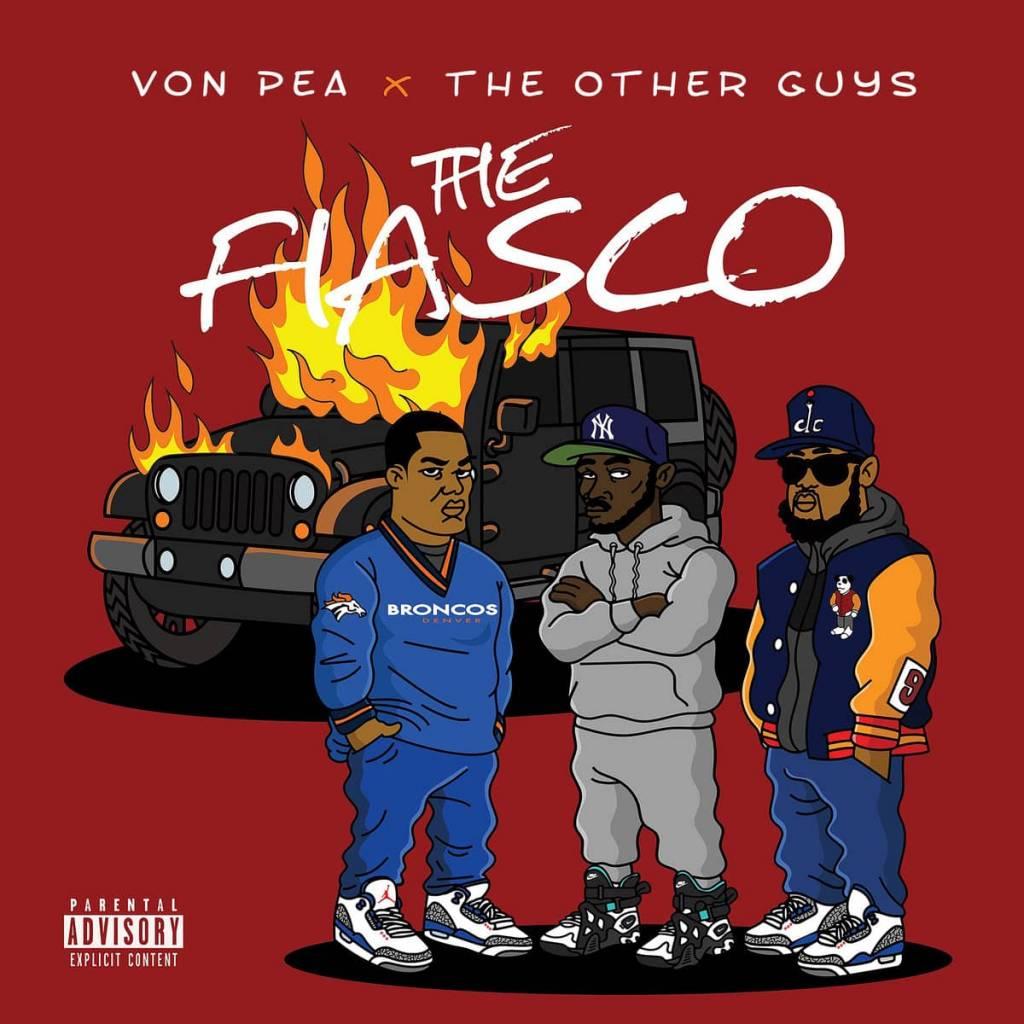 Von pea resume custom fitted mixtape