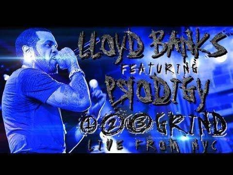 @LloydBanks & Prodigy (@ProdigyMobbDeep) » 1, 2, 3 Grind (Live) [Dir. By @QButta]