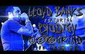 Lloyd Banks & Prodigy do B.B. King NYC