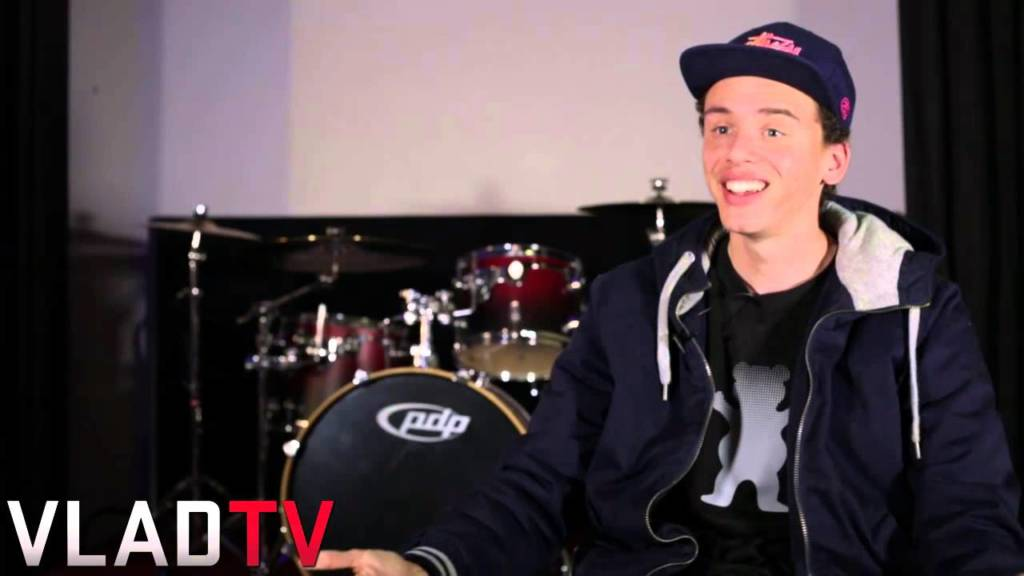 Video: Logic (@Logic301) Talks @IggyAzalea & Authenticity In Hip-Hop With @VladTV