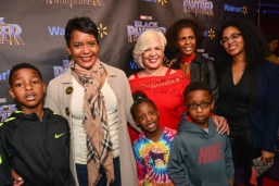 Watch Footage From Walmart & T.I. Hosted Atlanta #BlackPanther Screening