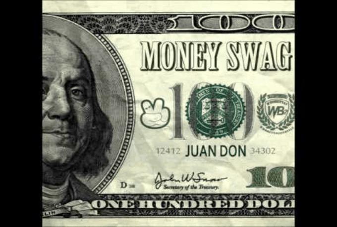 Juan Don (@RealJuanDon) » Money Swag (Prod. By @PhilosCult) [Audio]