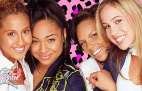 Empressive Tells The Truth About The Cheetah Girls (Success, Drama, Breakup)