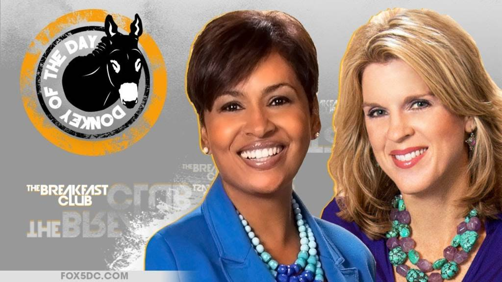 DC News Anchors Awarded Donkey Of The Day For Bashing Student Who Was Accepted Into Twenty Colleges