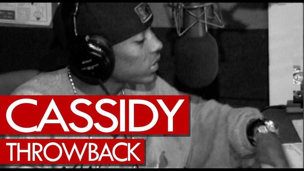 #Video: Cassidy - Tim Westwood Throwback Freestyle 2004