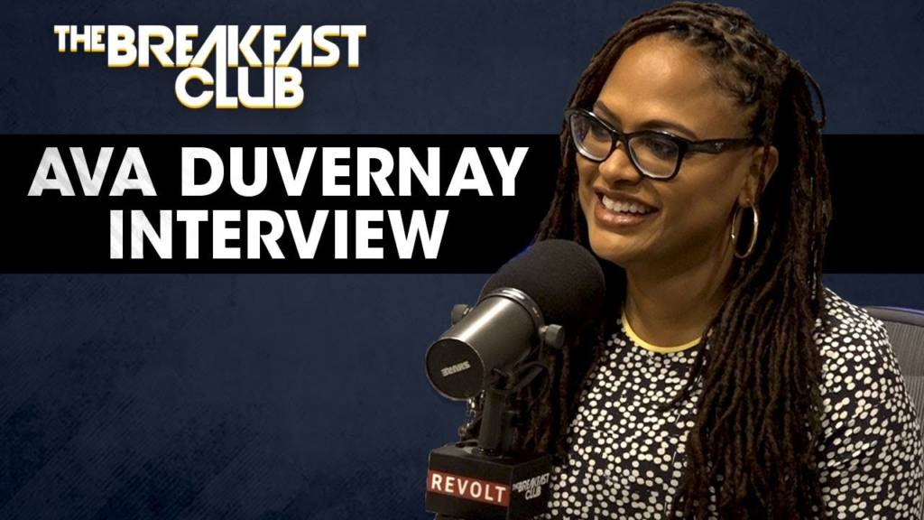 Ava DuVernay Talks 'A Wrinkle In Time', Working w/Jay-Z & Beyoncé + More w/The Breakfast Club (@Ava)