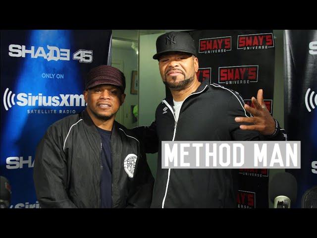 Method Man Talks Season 2 Of TBS' 'Drop The Mic' w/Sway In The Morning