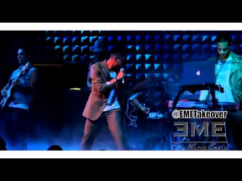 Miguel (@MiguelUnlimited) » Kaleidoscope Dream: Water Preview (Live) [via @EMETakeover]