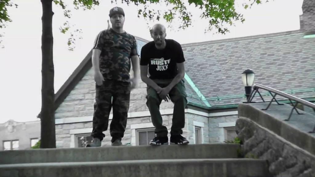 Video: BigBob feat. Ruste Juxx, Grand Surgeon, & DJ JS-1 - Hard Luck