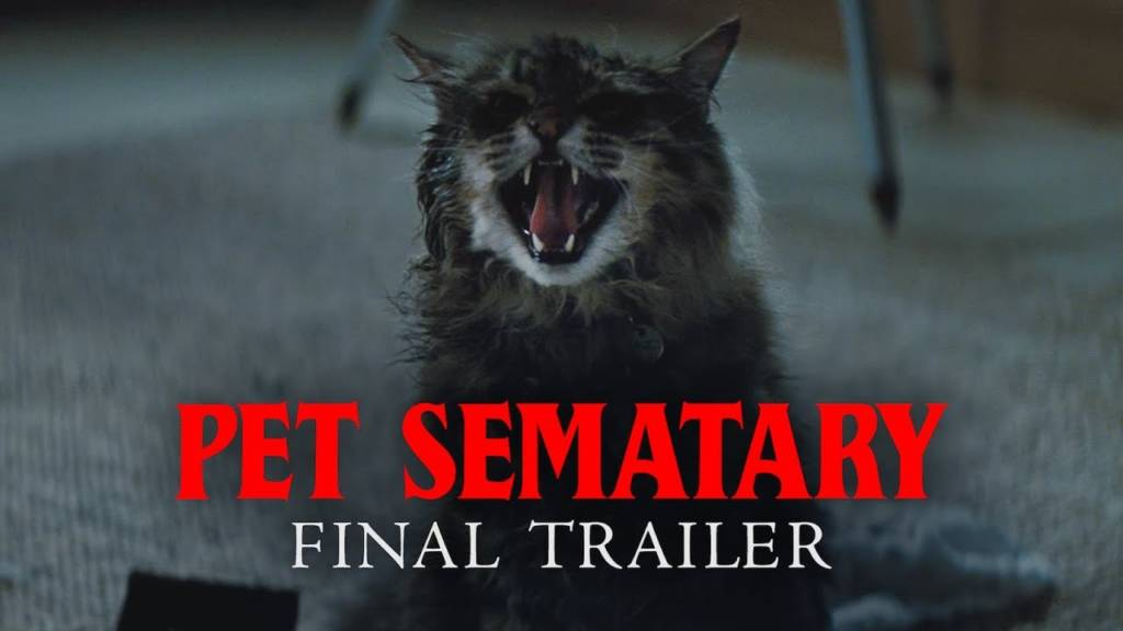 Final Trailer For The Remake Of 'Stephen King's Pet Sematary (2019)'