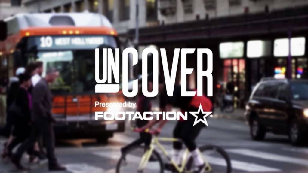 Watch Revolt TV's 'Footaction UNCOVER: Stories Behind Hip-Hop's Dopest Album Covers' (@Footaction @RevoltTV)