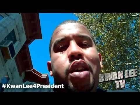 @KwanLee Presents #KwanLee4President: Episode 2