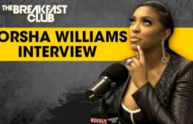 Porsha Williams Speaks On Motherhood, Finding A Good Man, RHOA Drama, & More w/The Breakfast Club