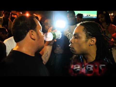 @BluudyNuckles Presents #SpittazBattleLeague: @RosenbergRaw610 vs. @Amazing4th
