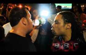 Rosenburg Raw battles Amazin D Boy